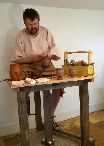 Graham Taylor Roman Pottery